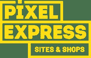 Pixel Express Logo